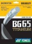 Yonex BG-65 Titanium set 10 meter